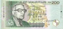 Маврикийская рупия